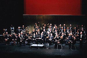 Mississauga Pops Concert Band at Meadowvale Theatre